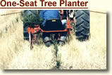 One-Seat Tree Planter