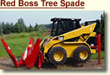 Red Boss Tree Spade
